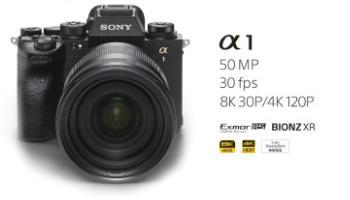 Poznaj Sony A1 - najnowszy bezlusterkowiec Sony
