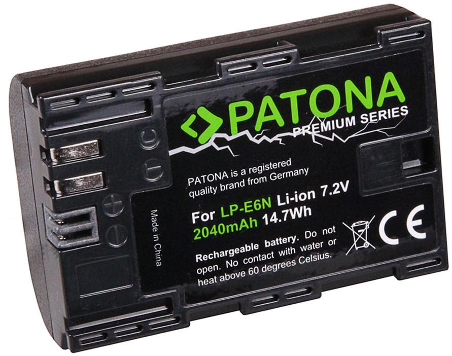 Akumulator Patona zamiennik Canon LP-E6N