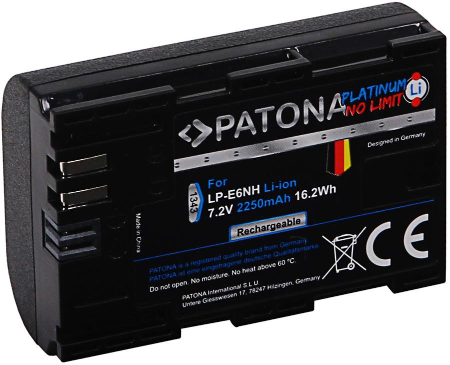 Akumulator Patona zamiennik Canon LP-E6NH